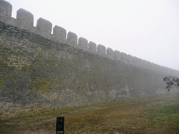 Белгород-Днестровский. Крепость Аккерман