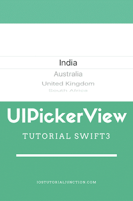 UIDatePicker-Swift-Tutorial