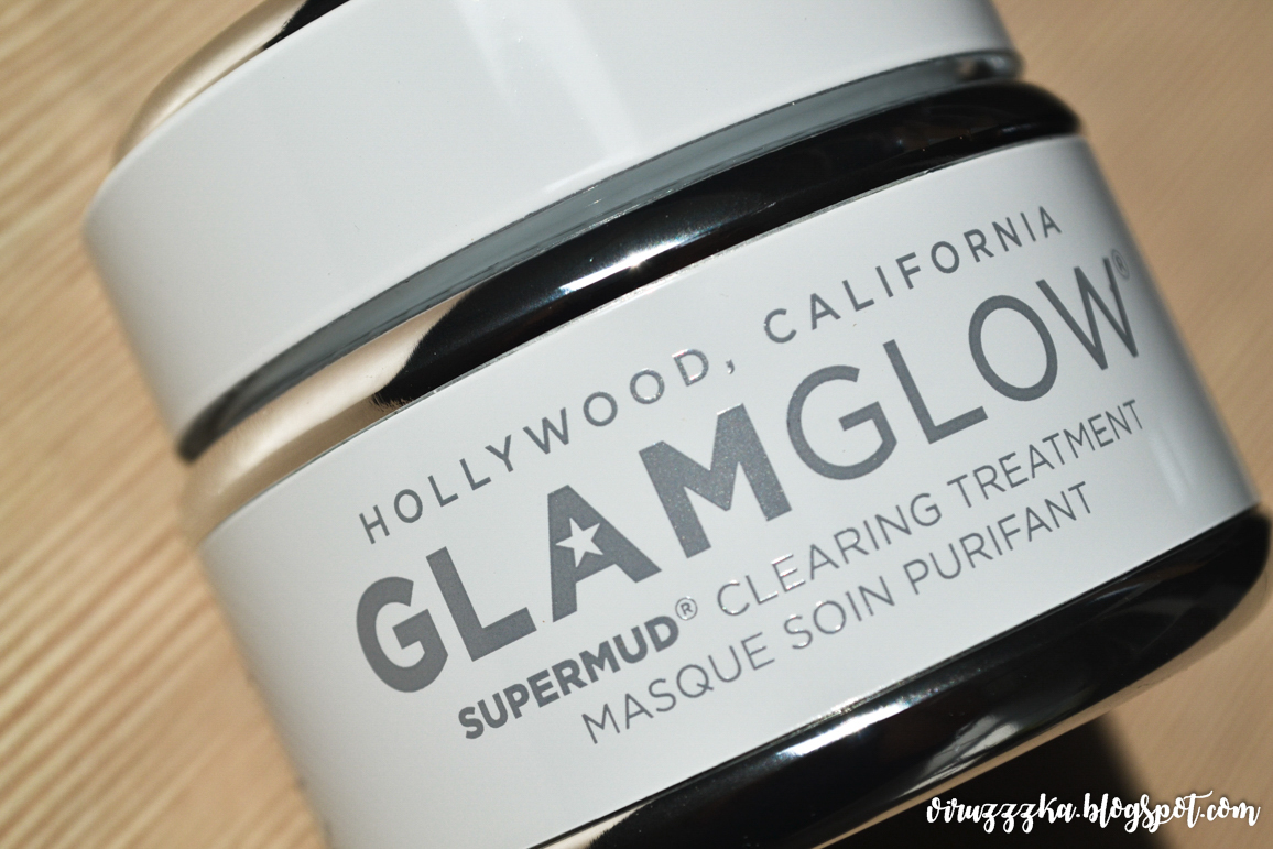 Glamglow Supermud Clearing Treatment Review & Swatches