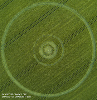 nouvel ordre mondial   Crop circles in the Wiltshire, UK - June 3, 2018