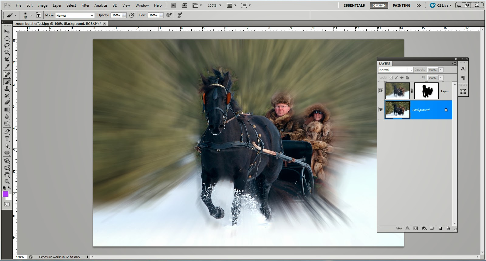 Photography tips photography zoom burst effect ccuart Image collections