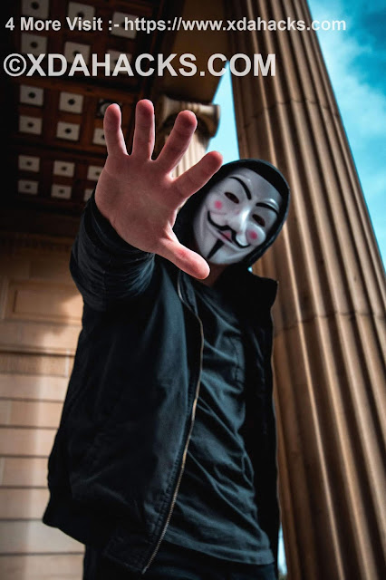 anonymous 4k hd pic