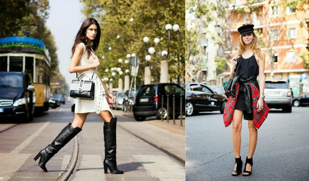 Charada   Looks de entretiempo llenos de estilo 090a709c1092