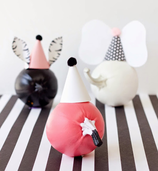 Creativas y divertidas ideas para decorar calabazas