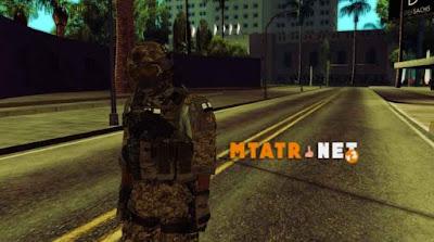 Frost from Modern Warfare 3