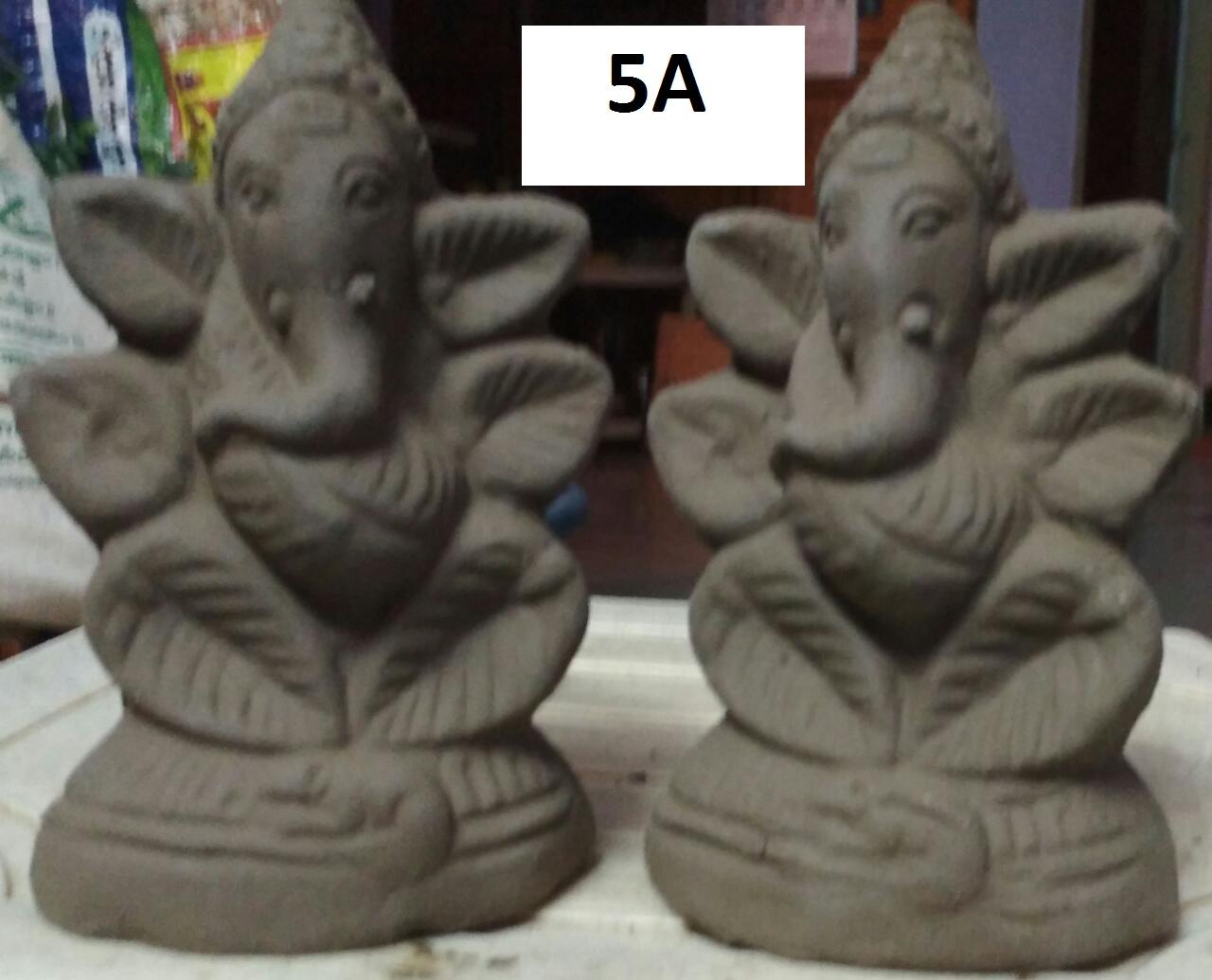 Eco Friendly Clay Ganesh Idols & Moulds/Dyes in Hyderabad