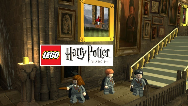 lego harry potter years 1-4 recensione