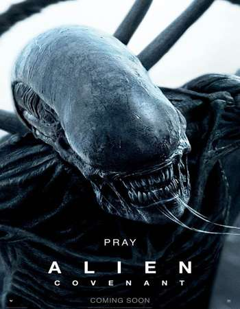 Alien Covenant 2017 Hindi Dual Audio HC HDRio Full Movie Download