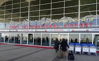 απαγόρευση των διεθνών πτήσεων στο Κουρδιστάν
