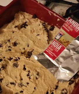 Grandma's Peanut Butter Cake Loaf 2