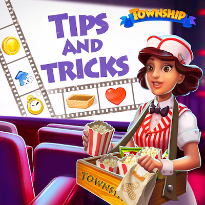 Playrix Township Game Tips & Tricks