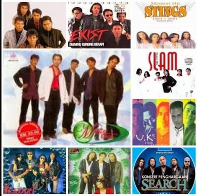 Koleksi Lagu Malaysia Terlengkap Mp3 Full Album
