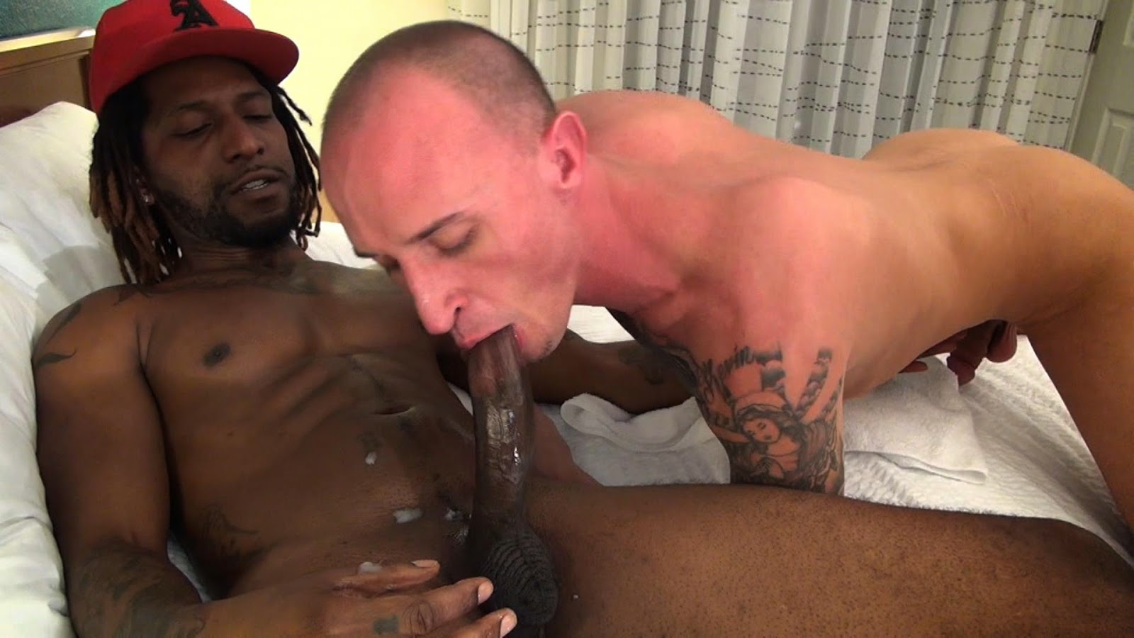 Gay Interracial Thug Porn