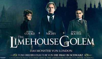 """Daftar Kumpulan Lagu Soundtrack Film The Limehouse Golem (2017)"""