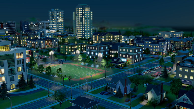 Games SimCity BuildIt Apk Mod 1.18.25.64478 Unlimited Gold/Money