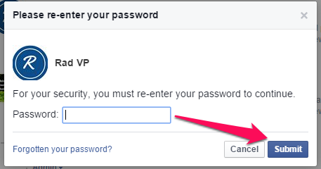 Rad VP Blog: TWO STEPS HOW TO CREATE FB ADS EVEN FACEBOOK FLAGGED