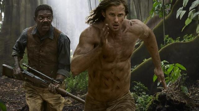 Tarzan | Alexander Skarsgård confirma vinda ao Brasil, veja as artes inéditas