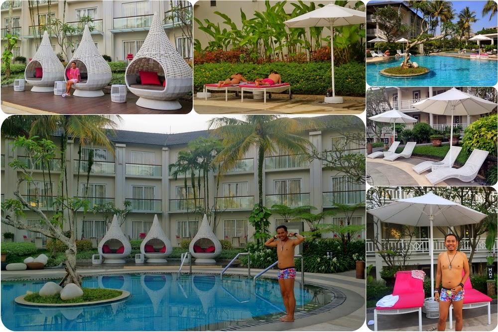 Kolam Renang Sheraton Hotel