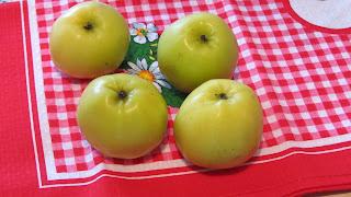яблоки сорта Симиренко