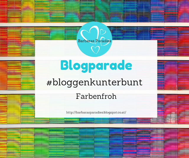 Blogparade #bloggenkunterbunt - Farbenfroh -Photo by Ricardo Gomez Angel on Unsplash