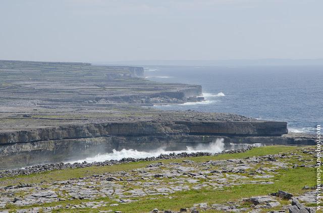 Visitar Acantilados Islas Aran Irlanda