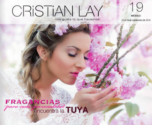 catalogo digital cristina lay campaña 19 2016