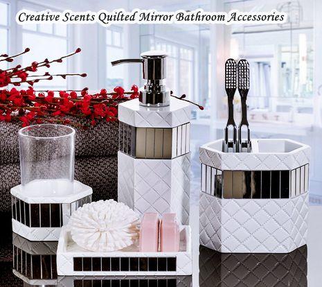 Bella Lux Bathroom Accessories Ideas