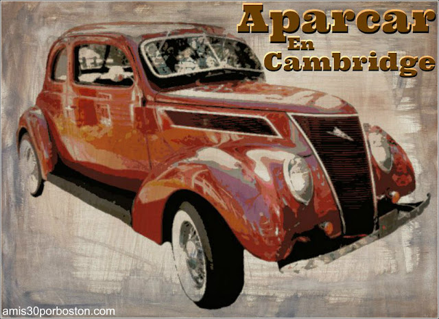 Aparcar en Cambridge
