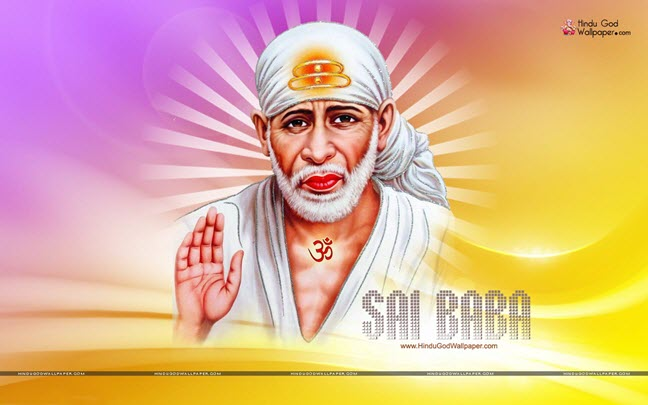 Sai Baba Wallpaper Full Size