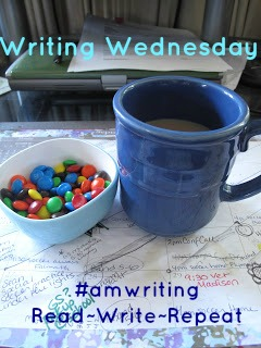 Join me to talk about writing!