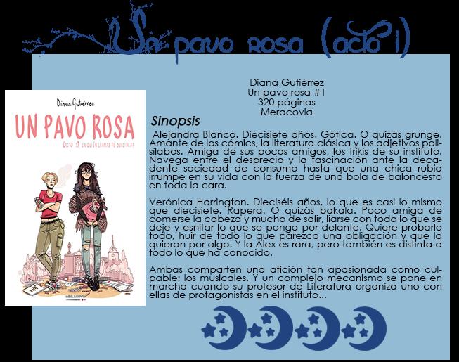 https://sonambulaquenodespierta.blogspot.com/2018/05/resena-un-pavo-rosa-quien-llamas-tu.html