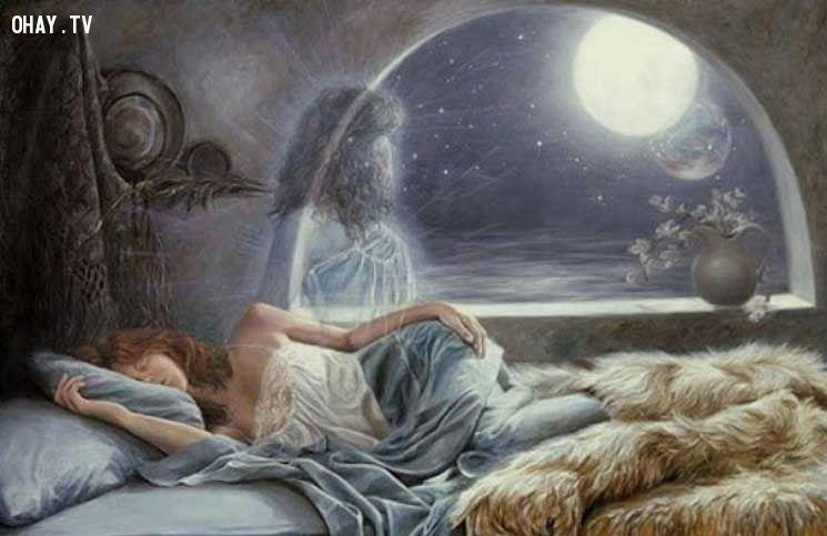 Giải mã những giấc mơ điềm ác - mộng dữ bạn cần biết để phòng tránh