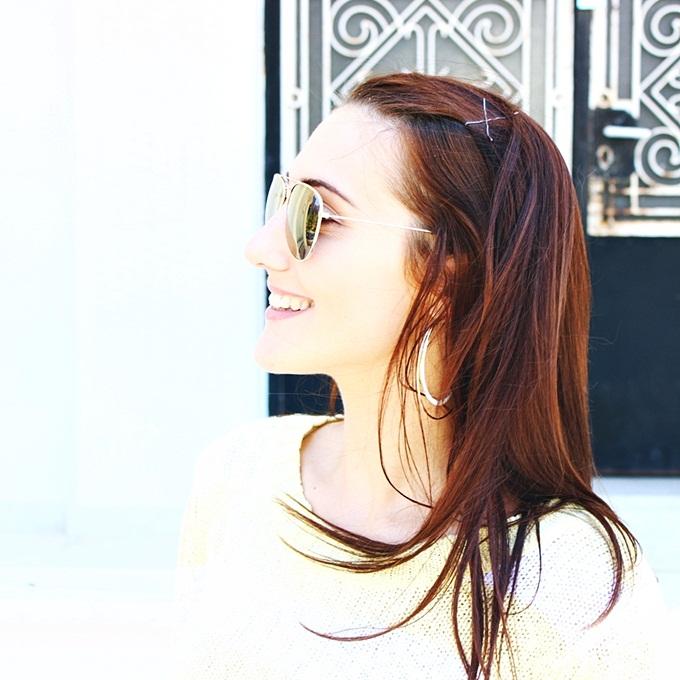 Jelena Zivanovic Instagram.summer hairstyles.