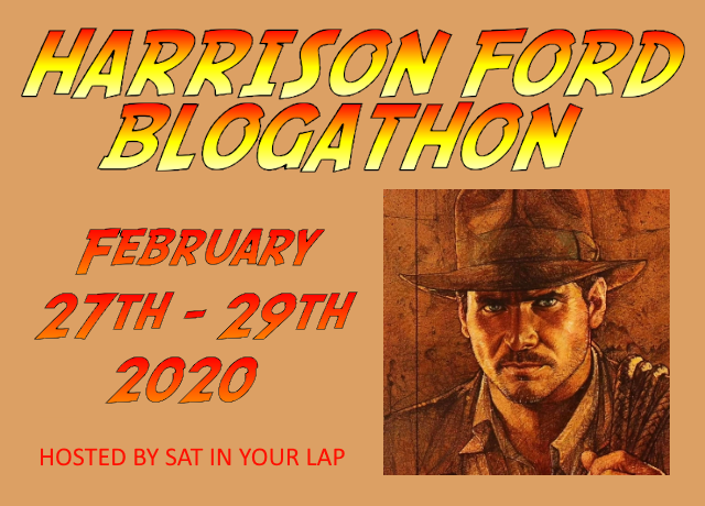 Harrison Ford Blogathon
