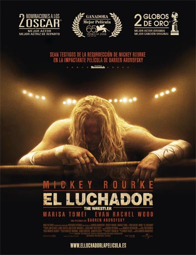 Ver El luchador (The Wrestler) (2008) Online