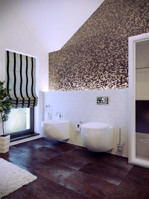 designer chris john salle de bain inspirant ouvert la barrire entre lextrieur et lespace intrieur il utilise un neutre la pierre naturelle du sol au - Modele Grande Salle De Bains Avec Spa