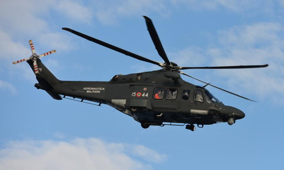 Elicottero In Tedesco : Mazara news da trapani a malta missione in elicottero