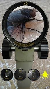 Convierte tu Android en un microscopio