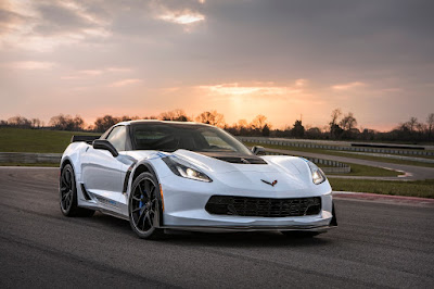 Chevrolet Auctions Off Two Corvettes for Charity to Benefit Veterans