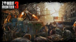 Game Zombie android iOS terbaik - zombie frontier 3