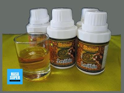 Grosir NATURAL LECITHIN (Solusi Kesehatan Keluarga)