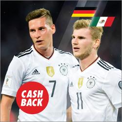 circus promocion mundial 2018 Alemania vs Mexico 17 junio