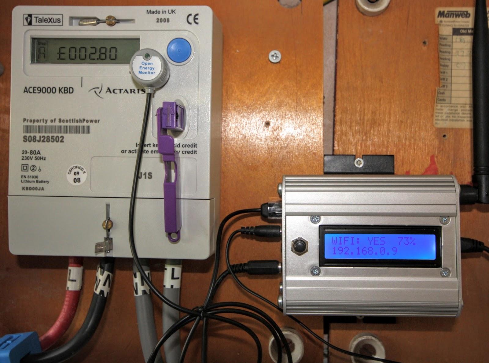 Optical Utility Meter Led Pulse Sensor Blog