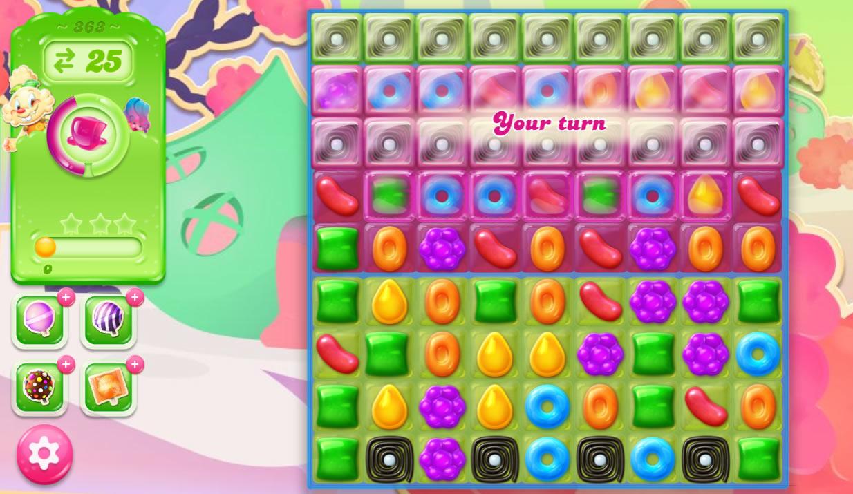 Candy Crush Jelly Saga 363
