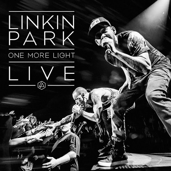 LINKIN PARK - Sharp Edges (One More Light Live) - Single Cover
