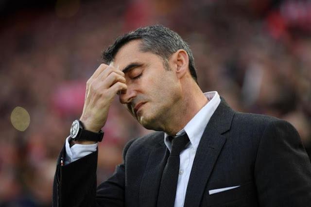 مفاجأة بخصوص مستقبل فالفيردي مع برشلونة