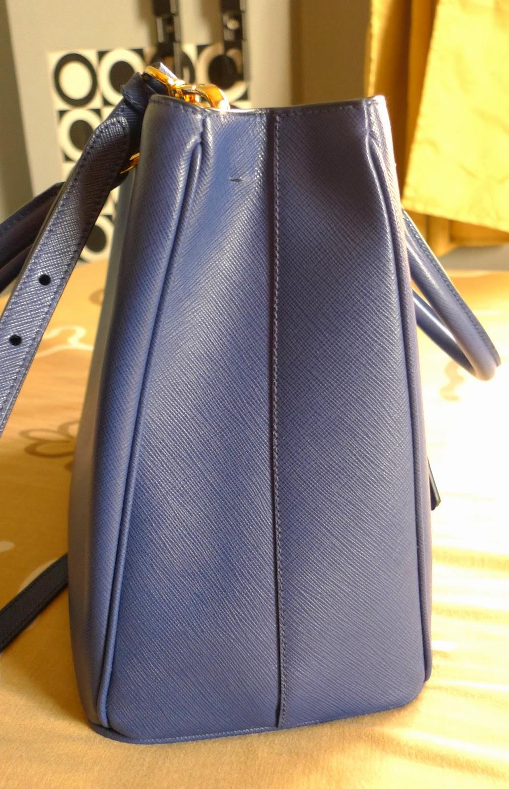 c559b603eec7 Prada Lux Saffiano BN1874 Review + Authenticate your Prada Lux Saffiano  BN1874!