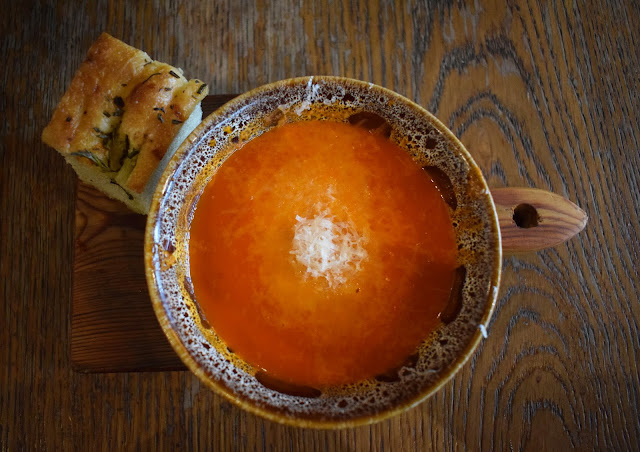 Red Pepper Soup Jamie's Italian