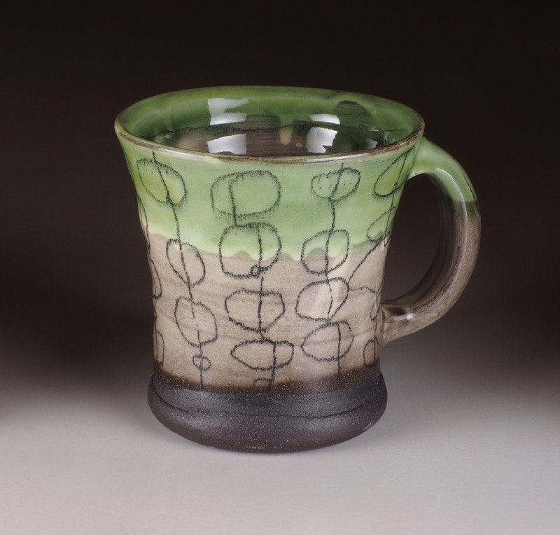coffee mug by sheila Herring