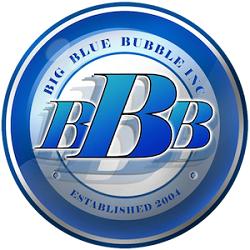 Big Blue Bubble India Walkin